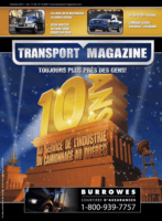 édition Transport Magazine TM octobre 2011