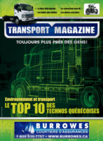 édition Transport Magazine TM novembre 2012