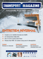 édition Transport Magazine TM novembre 2013