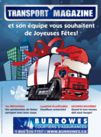 édition Transport Magazine TM décembre 2013