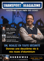 édition Transport Magazine TM septembre 2014
