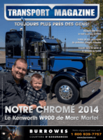 édition Transport Magazine TM octobre 2014