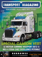 édition Transport Magazine TM novembre 2014