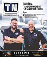 Édition septembre 2016 Transport Magazine